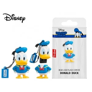 TRIBE FLASH DRIVE USB 3D DISNEY CLASSICS DONALD DUCK 8GB