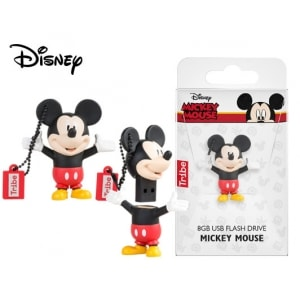 TRIBE FLASH DRIVE USB 3D DISNEY CLASSICS MICKEY MOUSE 8GB