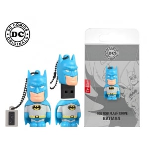 TRIBE FLASH DRIVE USB 3D DC BATMAN MOVIE 8GB