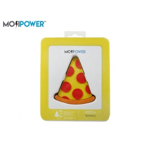 MOJI POWER BANK 2600mAh 5V/1A PIZZA