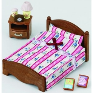 SYLVANIAN FAMILIES: SEMI-DOUBLE BED (5019)