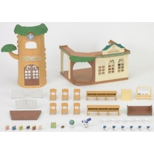 SYLVANIAN FAMILIES: COUNTRY TREE SCHOOL (5105)