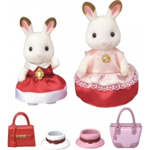 Sylvanian Families Town Series Dress Up Duo Set 6001