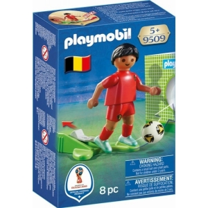 Playmobil 9509 2018 FIFA: National Team Player Belgium