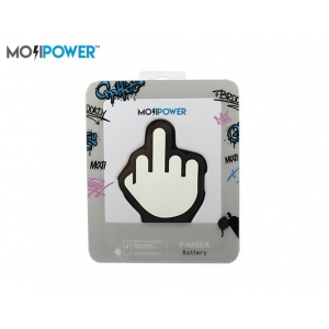 MOJI POWER BANK 2600mAh 5V/1A FINGER