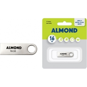 Almond Metal Flash 16GB USB 2.0