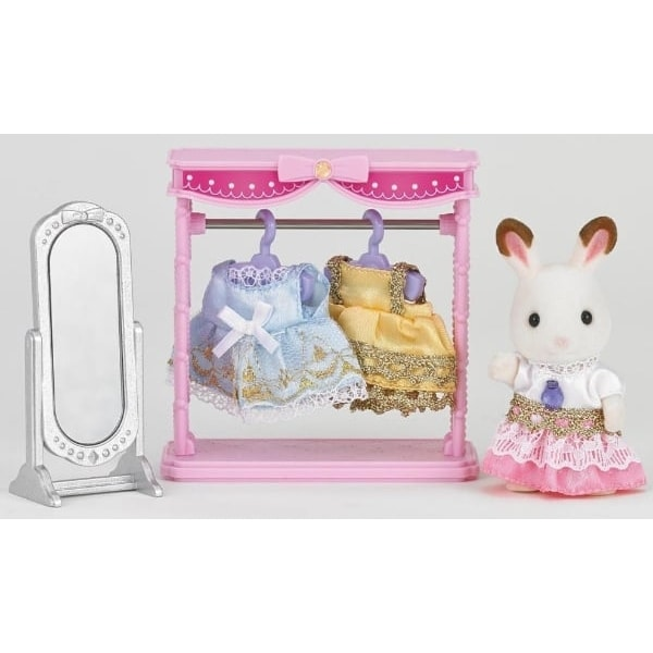 SYLVANIAN FAMILIES: DRESSING AREA SET (5236)